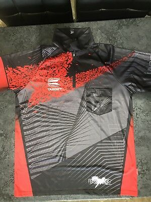 "Phil ""the Power"" Taylor Signed Shirt"