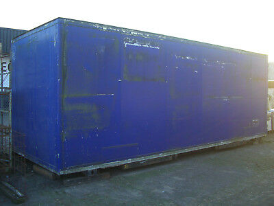 Lagercontainer Alu. 7,20m Seecontainer  Bauconatiner Bürocontainer Stahlcont.