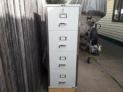 Kumahira 4 drawer fireproof cabinet with 3 keys,strong cabinet,heavy duty