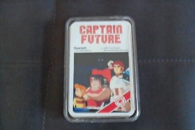 Quartett Spiel Captain Future