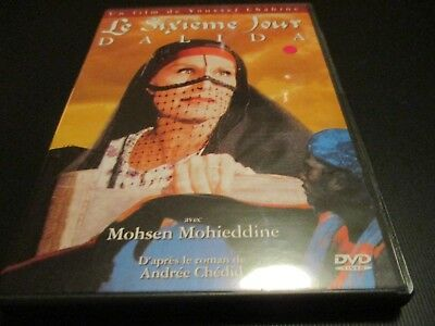 "COFFRET COLLECTOR 2 DVD ""LE SIXIEME JOUR"" Dalida / Youssef CHAHINE"