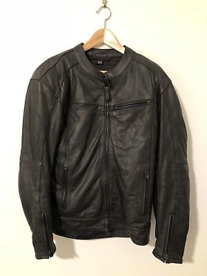 RST leather Motorcycle Jacket