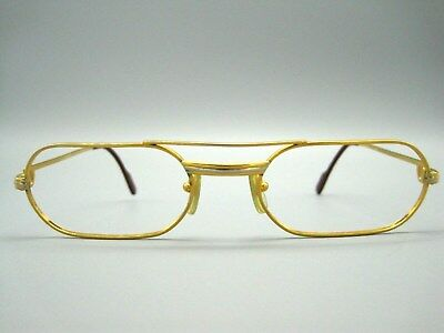 Cartier - Must de Cartier Brille, eyewear frame,unisex, pre-owned, top condition