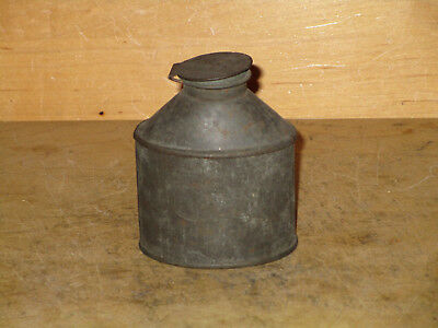 Miners BALDWIN CARBIDE CAN for CARBIDE LAMPS - NEW/OLD stock!