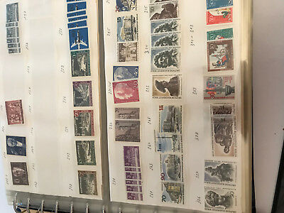 Berlin DDR  Wunderkiste  Sammlung Lot Briefmarken