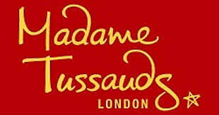 2 X Madame TUSSAUDS TICKETS LONDON Wednesday 21st March 2018