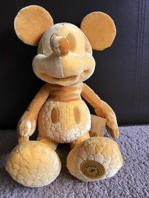 Disney Store Mickey Mouse Memories Plush ... FEBRUARY Limited  Edition