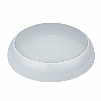 Biard 18W LED Round IP65 Emergency Bulkhead Light - Maintained / Non-Maintained