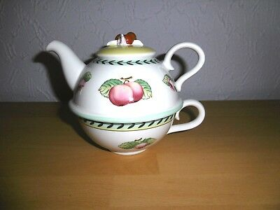 ** Villeroy & Boch ** French Garden ** Tea For One **
