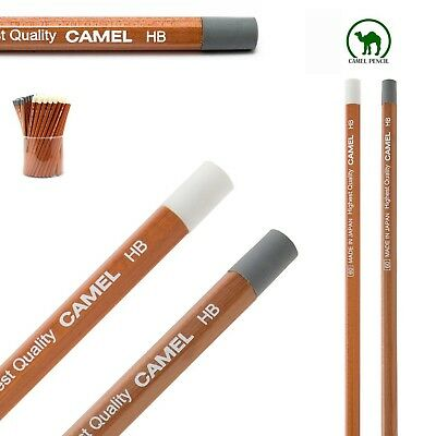 CAMEL PENCIL COMPANY - HB - Pack of 6 - MADE IN JAPAN