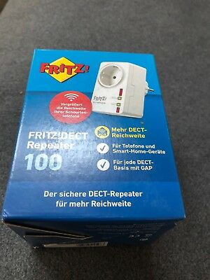 FRITZ!DECT Repeater 100  AVM fritzbox