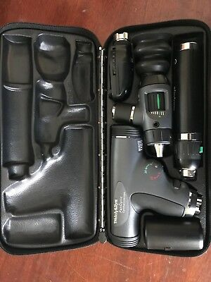 Welch Allyn 3.5 V PanOptic MacroView Diagnostic Set 97800-MS with Li-Ion Handle