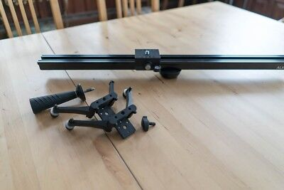 """Libec ALX S8 32.6"""" Slider, 33lbs Payload - excellent condition A+"""