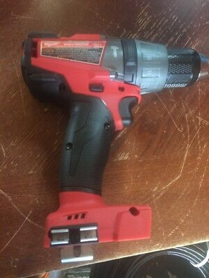 Brand New Milwaukee Fuel Hammerdrill, Model 2704-20, Just The Tool