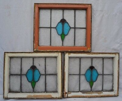 3 leaded light stained glass windows R615. DELIVERY OPTIONS & INSURANCE OPTION