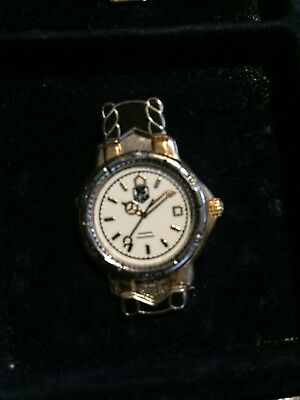 Pin's Montre Watch Tag Heuer Arthus Bertrand