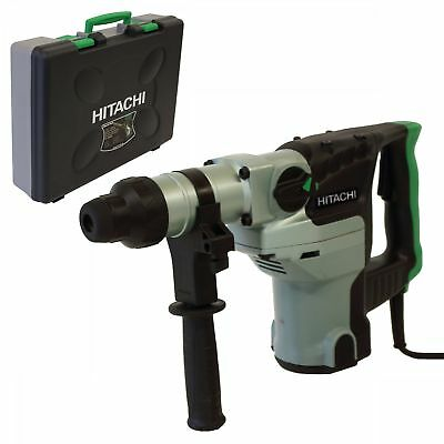 Hitachi Bohrhammer Meißelhammer DH38MS SDS-MAX 950W 9,0Joule im Koffer DH 38 MS