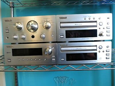 Teac A-H300 Stereo Integrated Amplifier + CD Player + Tape Deck + Tuner