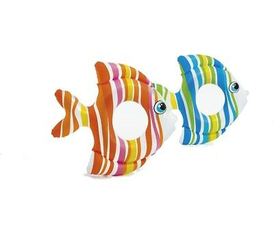 Intex Floating Ring Fish Swim Ring for Children from 3 - 6 Years Bath Toys