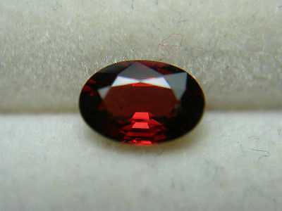 very rare fire Red Spinel Gem Natural Gemstone untreated FLUORESCENT MOGOK BURMA