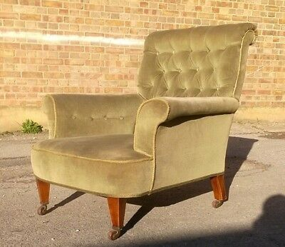 Antique/Vintage Howard Style Armchair