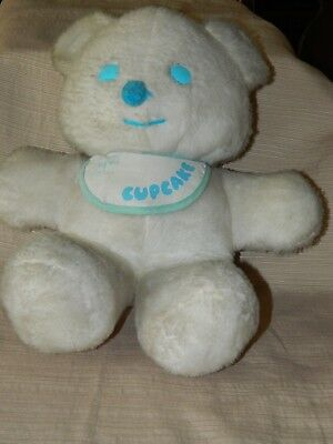 Vintage EXTREMELY HARD to FIND PILLSBURY Dough BEAR CUPCAKE !!!