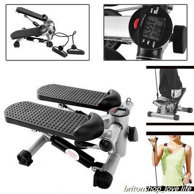 Gym Stepper Leg Toner Toning Workout Machine Low Impact Mini Home Gym Steppers