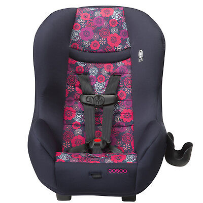 Car Seat Convertible 5-40 Lbs Baby Infant Toddler Girls Front Rear Facing Navy