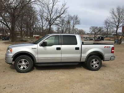2008 Ford F-150 FX4 2008 FORD F-150 SUPERCREW