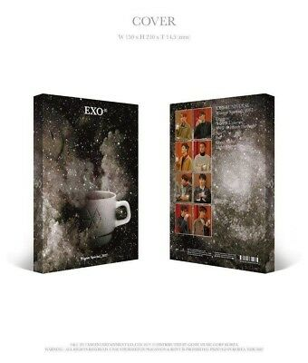 EXO WINTER SPECIAL Cafe Universe Md Official Goods Mug +
