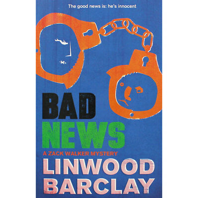 Bad News by Linwood Barclay (Paperback), New Arrivals, Brand New