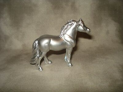 Breyer CM Glossy Decorator Chrome Highlander Pony Stablemate