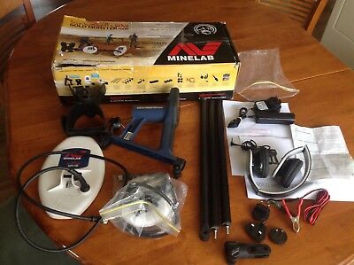 MINELAB GOLD MONSTER 1000 FULLY AUTOMATIC GOLD DETECTOR,Used Cond, Prospecting