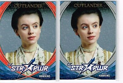 Outlander Season 2 Str Pwr S08 Red And Silver