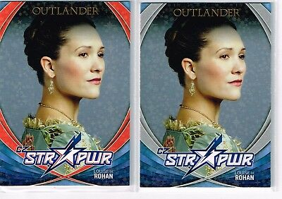 Outlander Season 2 Str Pwr S05 Red And Silver