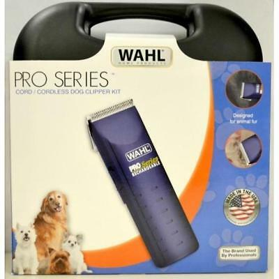 Wahl Pro Series Cordless Clipper Kit