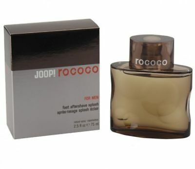 JOOP! ROCOCO For Men  Fast After Shave Splash 75ml Sealed Box Genuine Rare