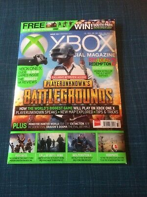 Official Xbox magazine UK Christmas 2017 issue 158