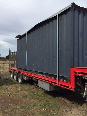 20 ft Shipping Container - Can deliver!