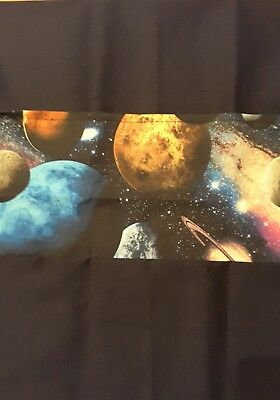 Planets(2) school chair bag free first name free postage