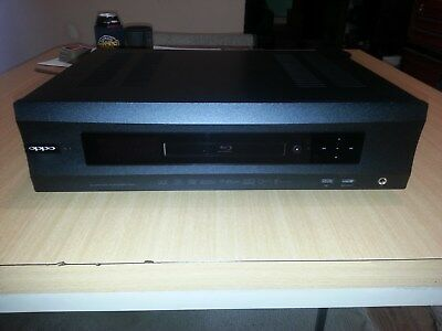Oppo BDP-105AU Universal Blu-ray Player