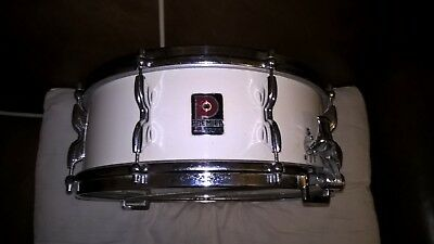 """PREMIER ROYAL ACE SNARE DRUM (14"""" x 5.5"""") RARE EARLY BADGE MODEL Circa 1960-64"""