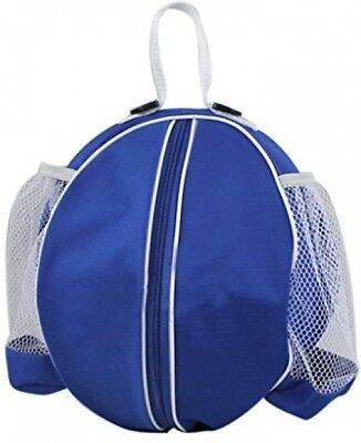 Waterproof Basketball Carrying Bags Portable Single-Shoulder Rounded Training