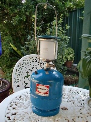 Gas lantern and gas camp cooker