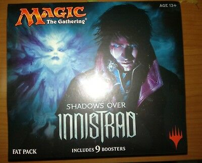 Magic The Gathering: Shadows over Innistrad Fat Pack Inglese Sigillato