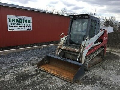 2007 Takeuchi TL130 Tracked Skid Steer Loader w/ Cab. Coming In Soon!
