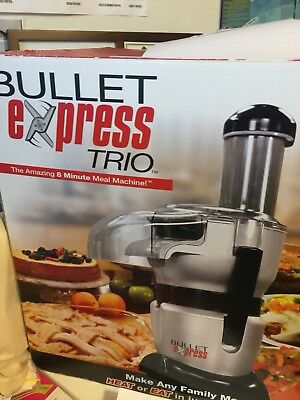 Food processor Bullet Express Tro And Cooker
