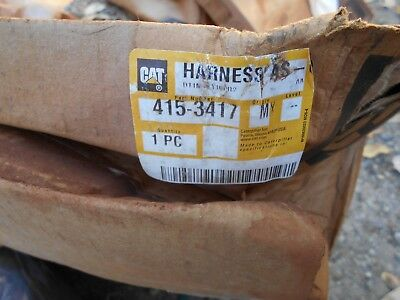 Caterpillar 4153417 Harness As-C Genuine Caterpillar 994H New Surplus