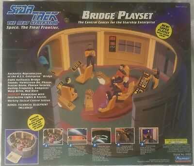 Star Trek The Next Generation Bridge Playset Item No:6103