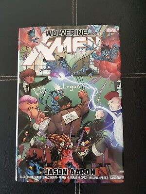 Wolverine and the X-men Omnibus Collection - Used once